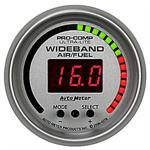 Auto Meter Digital Wideband Gauges