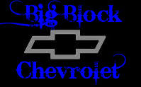 Big Block Chevrolet Crankshafts