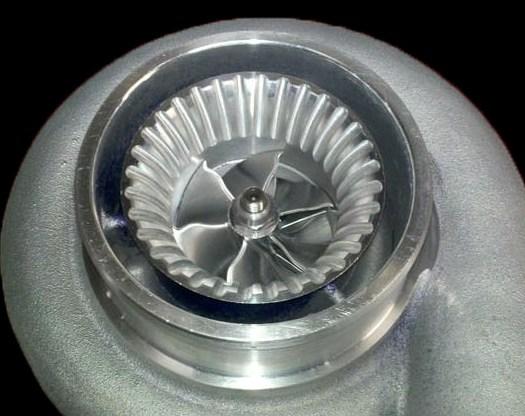 Bullseye Power Billet B383 Batmowheel Batmocover