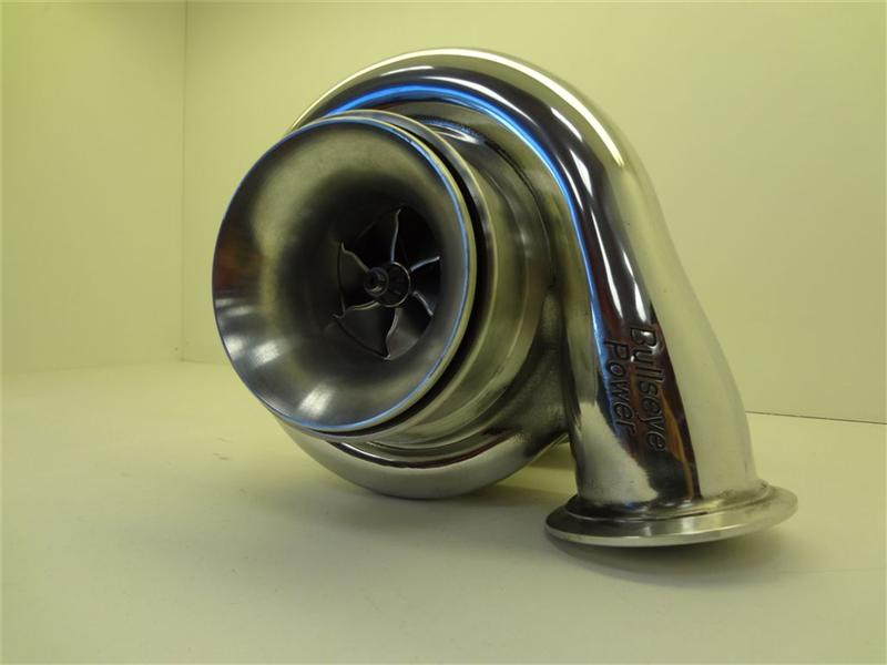 Bullseye Power Billet BatmoWheel B466 / 2 6 Turbocharger