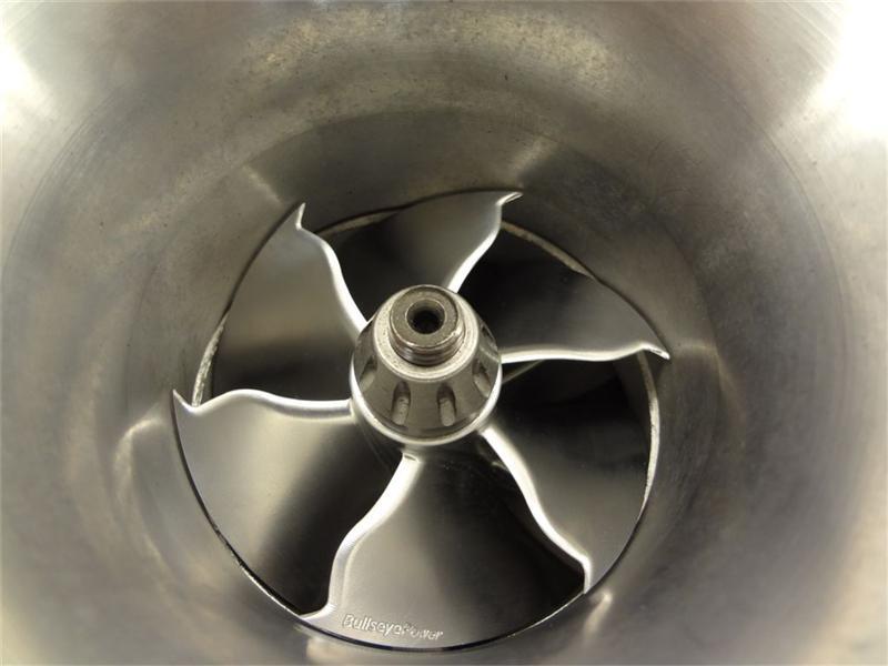 Bullseye Power Billet Double BatmoWheel B480 Turbocharger