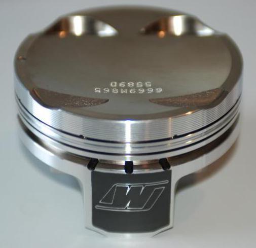 Wiseco K666M87AP - Piston and Ring Kit - Mitsubishi EVO 4